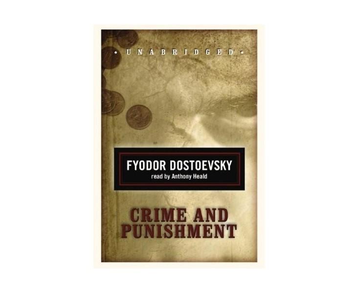 the focus of revenge murder and punishment in fyodors crime and punishment