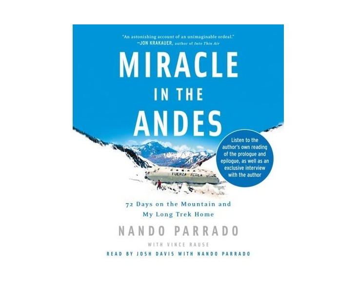 Miracle in the Andes audiobook