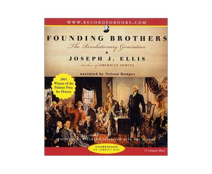 founding brothers book review