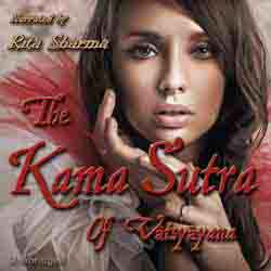 The Kama Sutra of Vatsyayana audiobook cover image