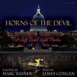 Horns of the Devil audiobook cover image