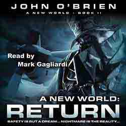 A New World: RETURN II audiobook cover image