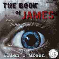 The Book of James audiobook cover image