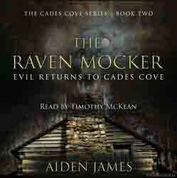 The Raven Mocker audiobook cover image