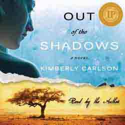 Out of the Shadows audiobook cover image