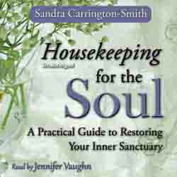 Housekeeping for the Soul audiobook cover image