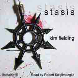 Stasis audiobook cover image