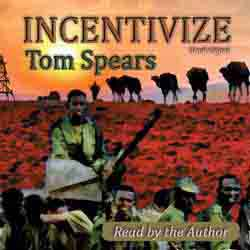 Incentivize audiobook cover image