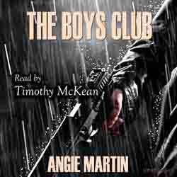 The Boy's Club audiobook cover image