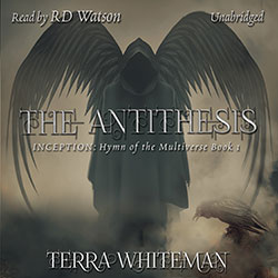 The Antithesis-Inception audiobook cover image