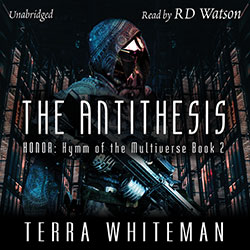 The Antithesis-Honor audiobook cover image