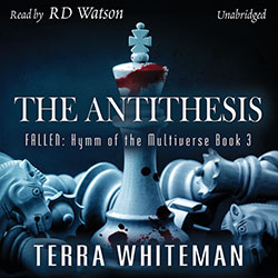 Antithesis - Inception audiobook cover image