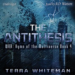 The Antithesis - Book 4 audiobook cover image