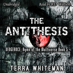 The Antithesis - Book 5 audiobook cover image