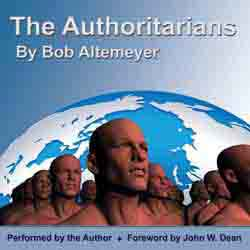 The Authoritarians audiobook cover image