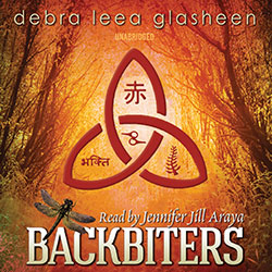 Backbiters audiobook cover image