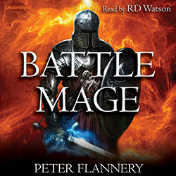 Battle Mage audiobook cover image