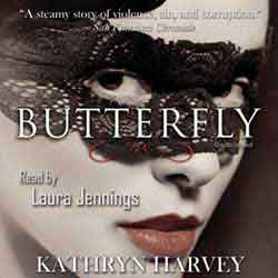 Butterfly audiobook cover image
