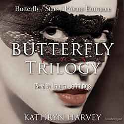 Butterfly Trilogy audiobook cover image