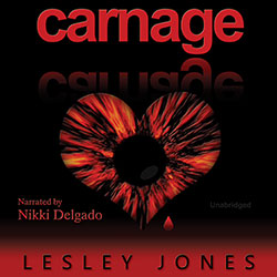 Carnage Part 1 audiobook cover image
