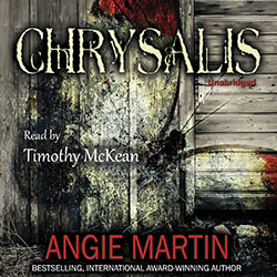 Chrysalis audiobook cover image