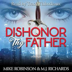 Dishonor Thy Father audiobook cover image