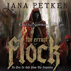 Errant Flock Part 1 audiobook cover image
