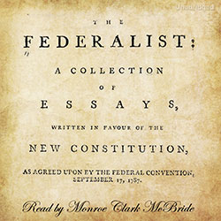Federalist Papers audiobook cover image