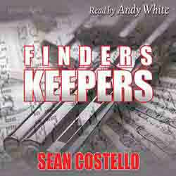 Finders Keepers audiobook cover image