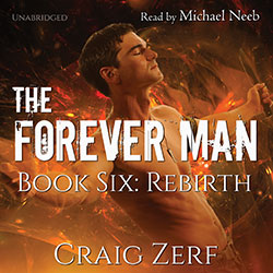 Forever Man - Part 6 audiobook cover image