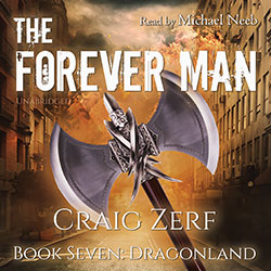 Forever Man-Part 7 audiobook cover image