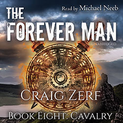 Forever Man-Part 8 audiobook cover image