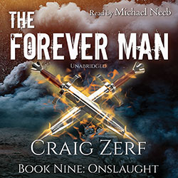 Forever Man-Part 9 audiobook cover image