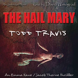 Hail Mary audiobook cover image