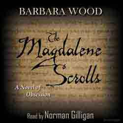 The Magdelene Scrolls audiobook cover image