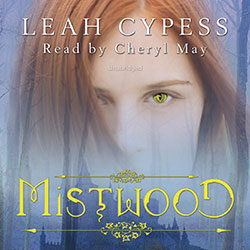 Mistwood audiobook cover image