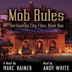 Mob Rules audiobook cover image