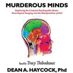 Murderous Minds audiobook cover image