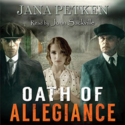 Oath Of Allegiance audiobook cover image