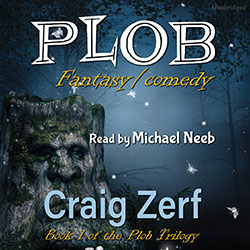 Plob audiobook cover image