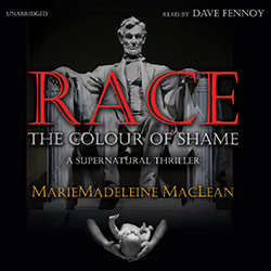 Race audiobook cover image