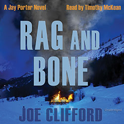 Rag and Bone audiobook cover image