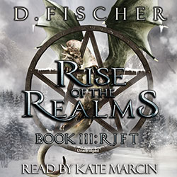 Rise of the Realms-Part 3 audiobook cover image