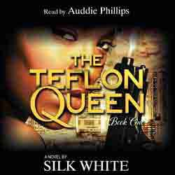 Teflon Queen audiobook cover image