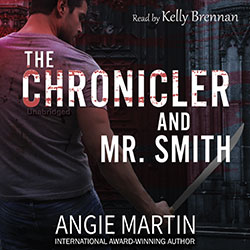 The Chronicler and Mr Smith audiobook cover image