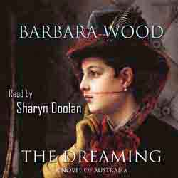 The Dreaming audiobook cover image