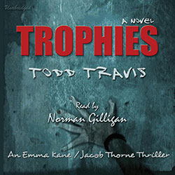 Trophies audiobook cover image