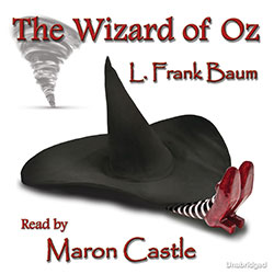 The Wizard of Oz audiobook cover image