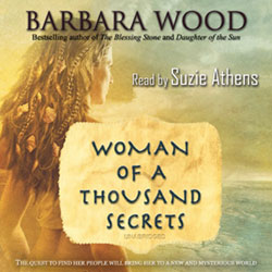 Woman of a Thousand Secrets audiobook cover image
