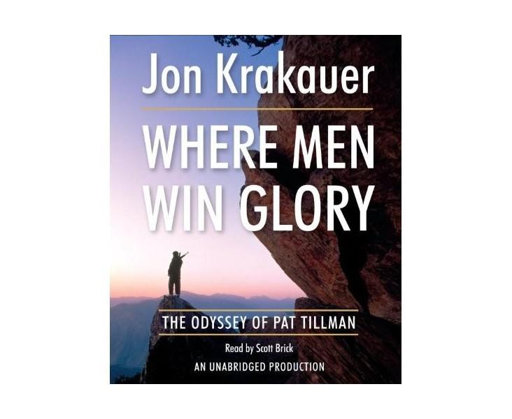 Where Men Win Glory (used)
